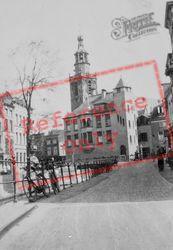 Sint Janskerk c.1930, Gouda