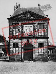 The Waag c.1930, Gouda