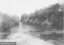 Goudhurst, Doctor's Pond 1901