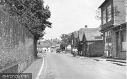 Goudhurst, Entrance To Village c.1955