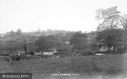 Goudhurst, General View 1901