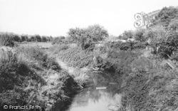 Goudhurst, General View c.1960