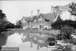 Gore Court 1904, Goudhurst