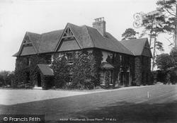 Grove Place 1902, Goudhurst
