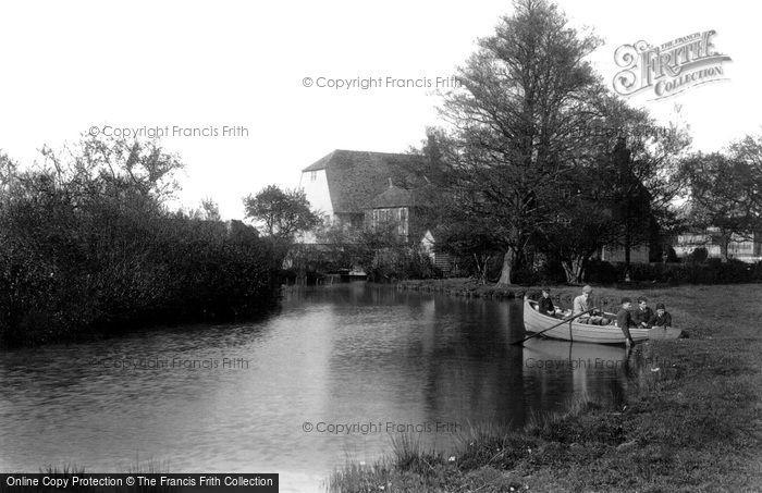 Goudhurst,Hope Mill 1901,Kent