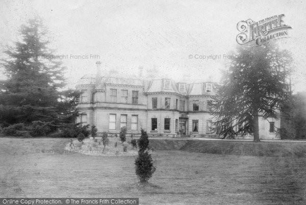 Photo of Goudhurst, Ladham House 1901
