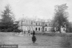 Ladham House 1901, Goudhurst