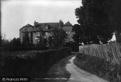 Ladies College 1901, Goudhurst