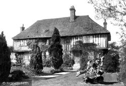 Pattenden 1901, Goudhurst