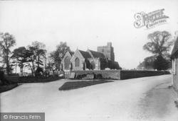 St Mary's Church 1901, Goudhurst