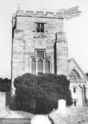 Goudhurst, St Mary's Church c.1960