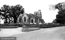 St Mary's Church c.1960, Goudhurst