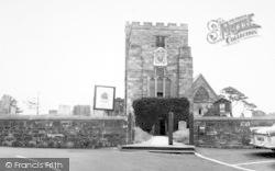 Goudhurst, St Mary's Parish Church c.1960