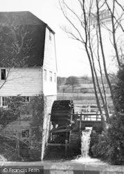 Goudhurst, The Mill c.1955