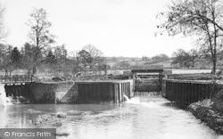 Goudhurst, The River c.1955