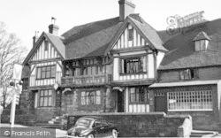 Goudhurst, The Spread Eagle Hotel c.1955