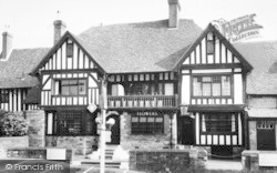 Goudhurst, The Star And Eagle c.1960