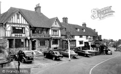The Star And Eagle Hotel c.1960, Goudhurst