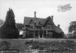 The Vicarage 1901, Goudhurst