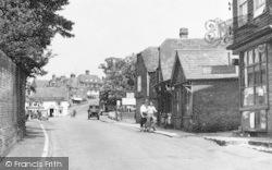 Goudhurst, The Village c.1955