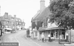 Goudhurst, The Village c.1960