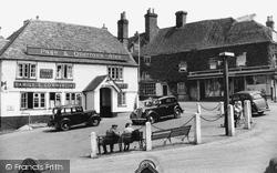 The Vine Hotel 1950, Goudhurst