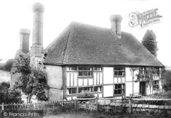 Twissenden Manor 1904, Goudhurst