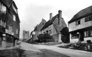 Goudhurst, Village 1904