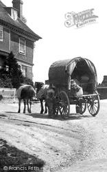 Waggon 1901, Goudhurst