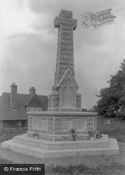 War Memorial 1925, Goudhurst