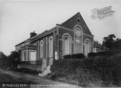 Wesleyan Chapel 1904, Goudhurst