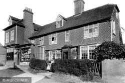 West House 1901, Goudhurst