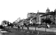 Gourock, Albert Road 1900