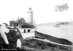 Gourock, Cloch Lighthouse 1904