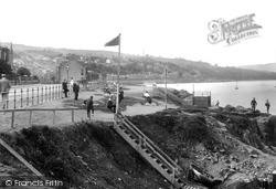 Gourock, Esplanade 1900