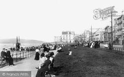 Gourock, Esplanade 1904