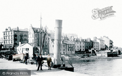 Gourock, From The Pier 1900