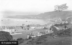 Gourock, From Tower Hill c.1900