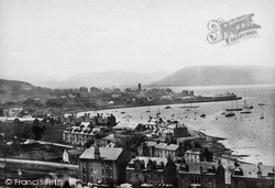 Gourock, General View 1897