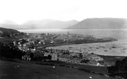 Gourock, General View 1900