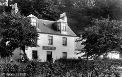 Gourock, Haddow's Temperance Hotel 1900