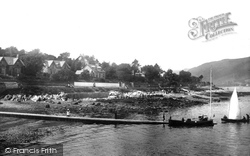 Gourock, Hunters Quay 1897