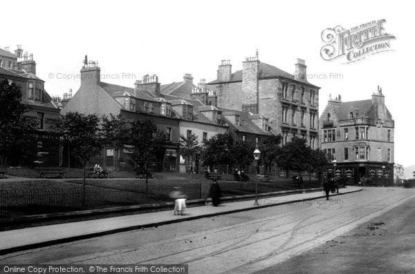 Gourock, Kempock Place 1900
