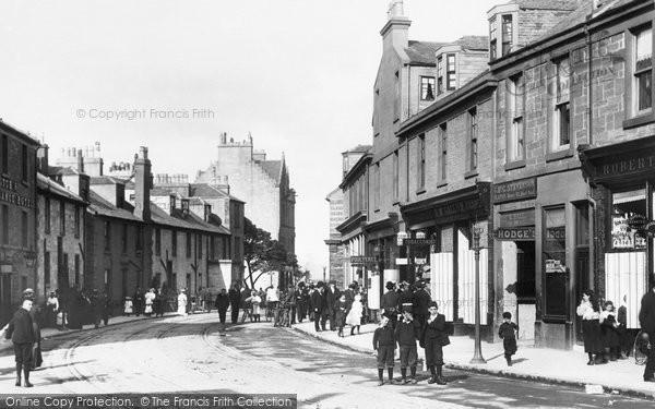 Photo of Gourock, Kempock Street 1900
