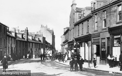 Gourock, Kempock Street 1900