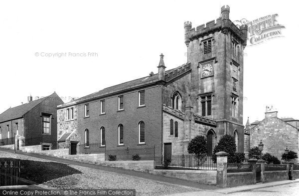Gourock, Ashton Parish Church 1900
