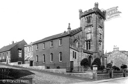 Gourock, Parish Church 1900