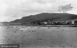 Gourock, The Bay 1900