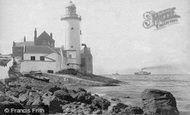 Gourock, Lighthouse 1900