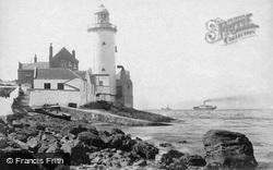 Gourock, The Cloch Lighthouse 1900